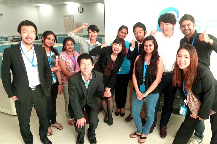 RGF Select India新卒日記「日本とインドの大きな違い - 人材編」
