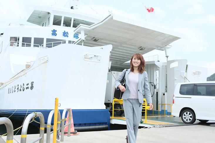 【だから、私はきょうも働く】名古屋から小豆島へ移住、