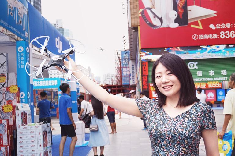 シリーズ アジアで働く 中国のシリコンバレー・いま加速する深圳の経済シーンとは?