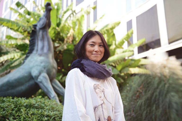 イタリア国営放送で歴史番組を制作する日本人女性監督。海外で働くバイタリティとは