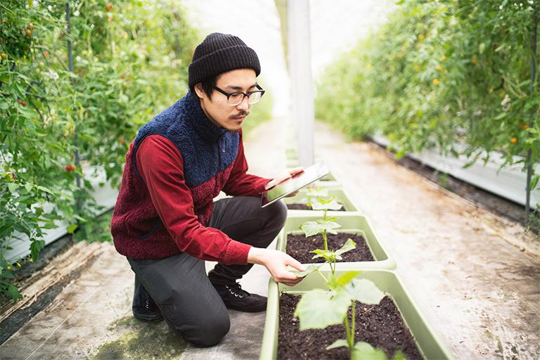 スマート農業が切り拓く新たな市場へ〜テクノロジーによって変わる農業のいまとこれから