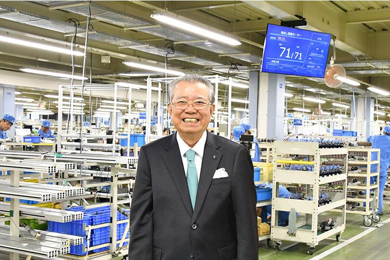 「日本のエジソン」島精機製作所代表取締役会長・島正博氏が語る、ものづくりへの情熱