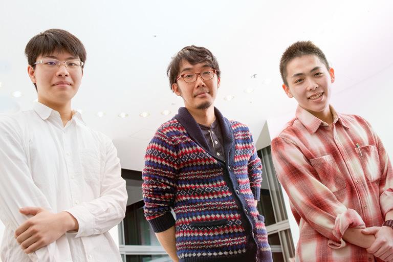 対談:高校生CEO×若林恵
