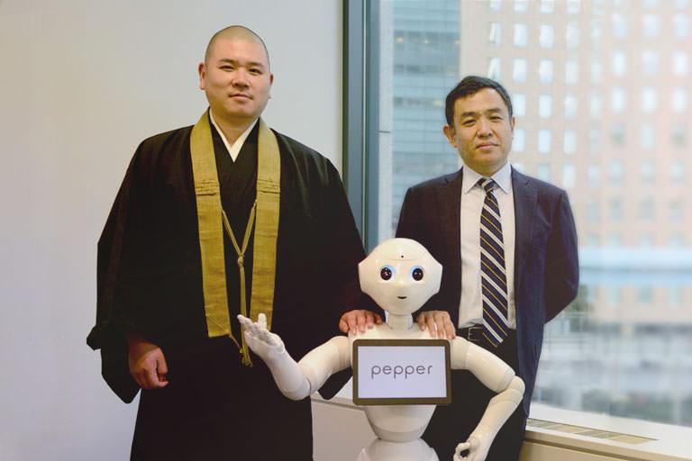 【後編】Pepper×飛鷹全法×蓮実一隆が語る、現代社会における伝統とテクノロジーの役割