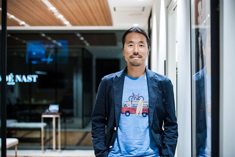 WIRED編集長 松島倫明が考える、いま求められるフィジカルとテクノロジーのバランス