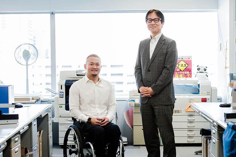 【前編】パラリンピックを目指す社員の想いが生んだ支援制度 リクルート村上慶太・榎本智幸