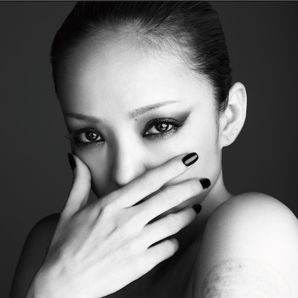 2013年 安室奈美恵  ALBUM「FEEL」(Dimension Point)